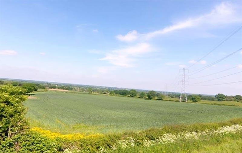 Sold STC – Land at Hurst Farm, Kingsley, Frodsham, WA6 8BD
