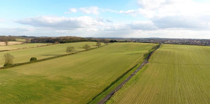 109.51 acres (44.32 ha) at Cottage Farm (NG21 0LT) & Ling Farm (NG21 0NG), Blidworth, Mansfield