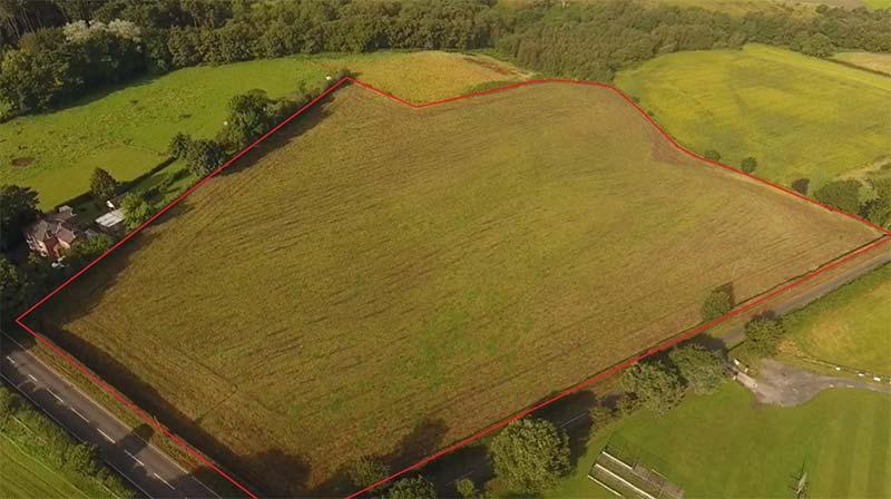 Land off Overdale Lane, Oakmere, Northwich, Cheshire CW8 2EL