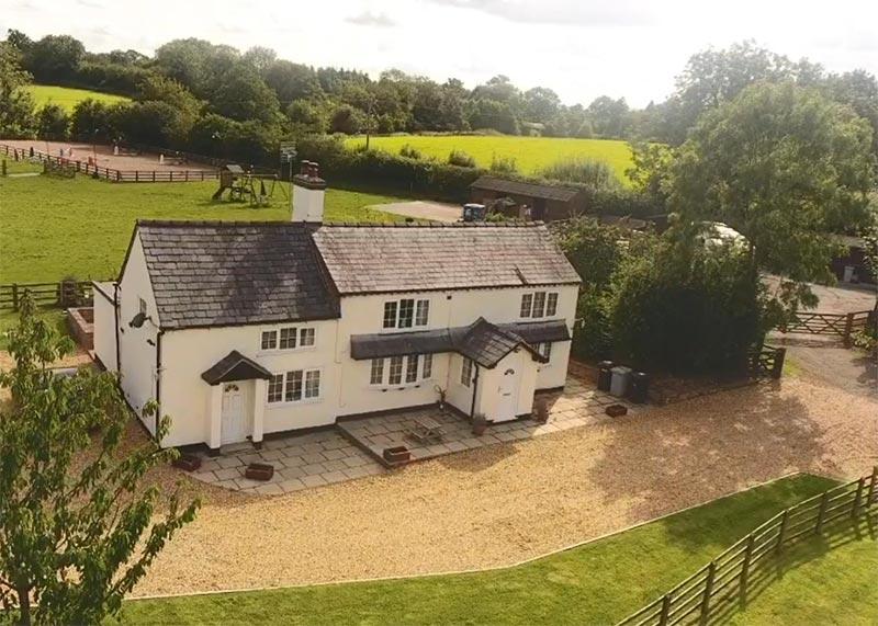Chapel Lane Cottage, Chapel Lane, Faddiley, Nantwich, Cheshire