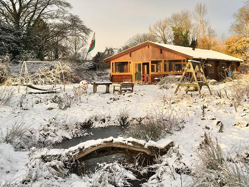 Tupa - Finnish Log Cabin