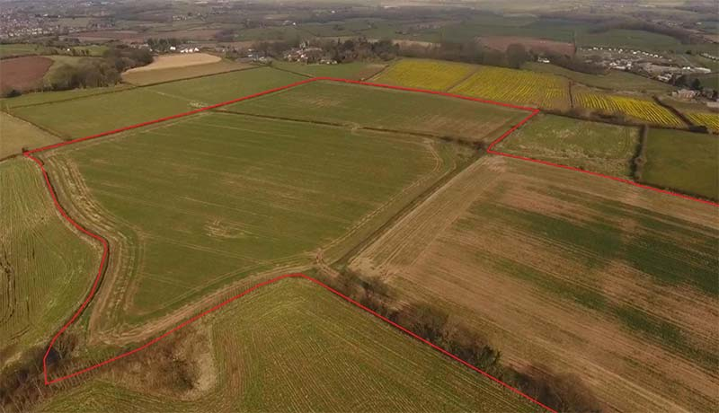 Land at Newton