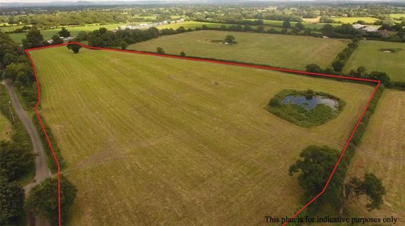 Land off Broad Lane, Sproston, Holmes Chapel