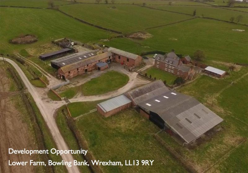 Development Opportunity, Lower Farm, Wrexham
