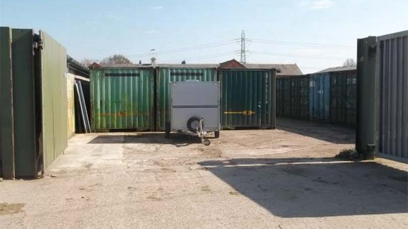 Commercial Letting Opportunity – 2,677.17ft2 Agricultural Compound, Spring Farm Business Centre