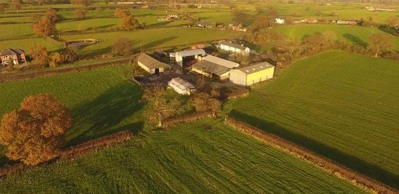 Chapel House Farm, Bowling Bank, Wrexham
