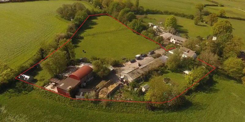 White House Farm, Hollins Lane, Tilstock, Whitchurch, Shropshire