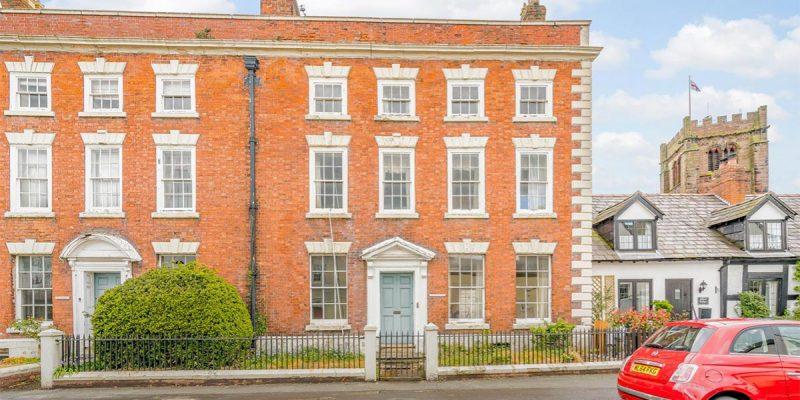 Hamilton House, Church Street, Tarvin, Chester