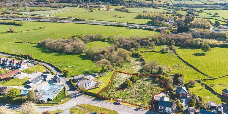 Residential Building Land Adjacent to Bryn Awel, Pentre Halkyn, Holywell