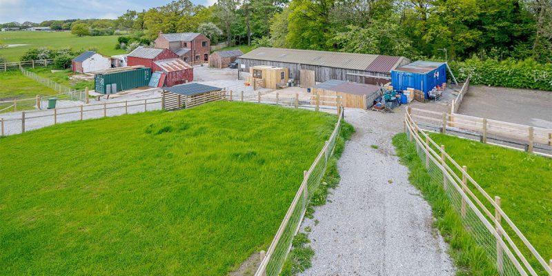 Brick Bank Farm, Sutton, Congleton