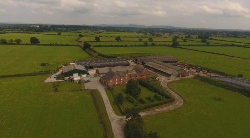 Hem House Farm, Rossett Road, Wrexham