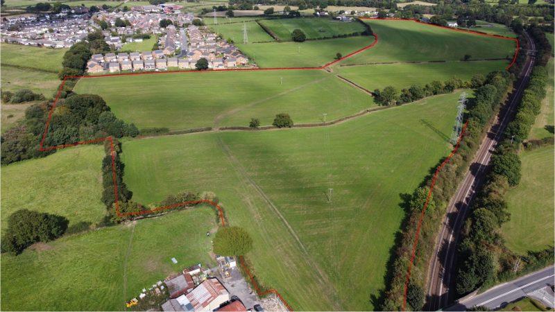 Land at Drury Lane, Drury, Buckley, Flintshire, CH5 3NG