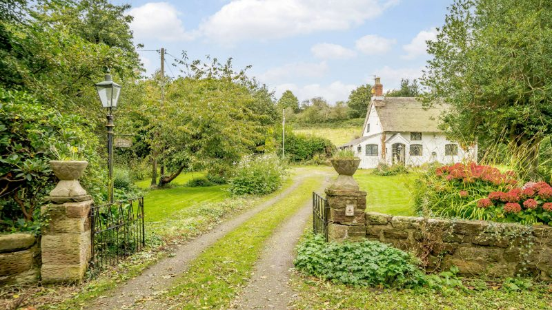 Best and Final Offers – 12 Noon Friday 12th November 2021 – Birch Cottage, Back Lane, Alvanley, Cheshire WA6 9AW